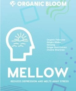 organic bloom microdose mellow