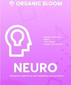 organic bloom microdose neuro