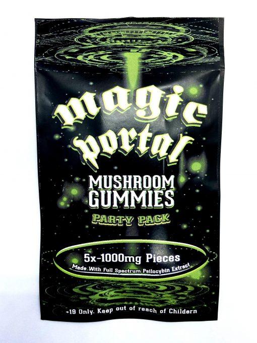 Magic Portal Gummy Bear